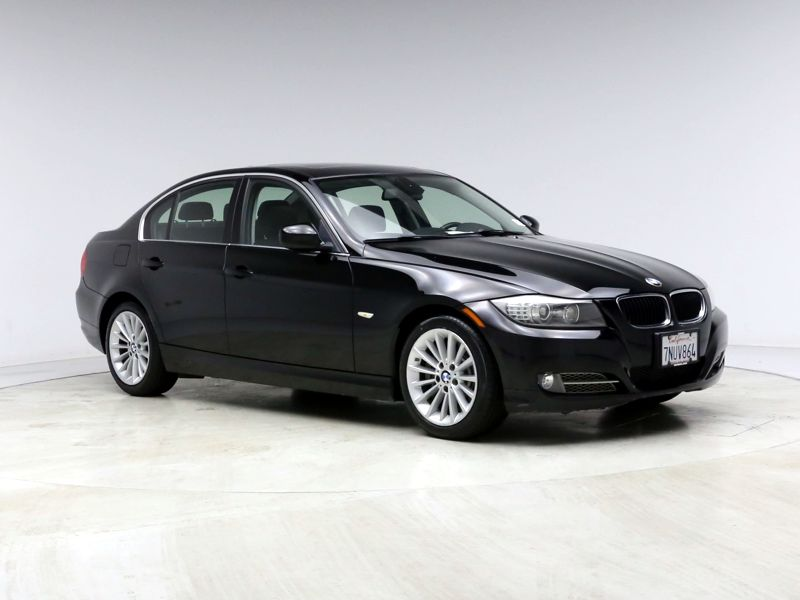 Black 2011 BMW 335 d For Sale in Las Vegas, NV