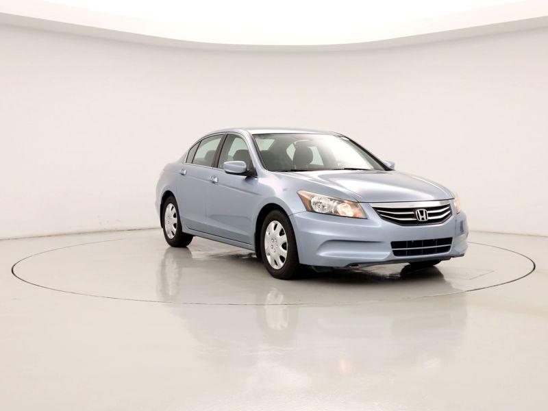 Blue 2012 Honda Accord LX For Sale in Atlanta, GA