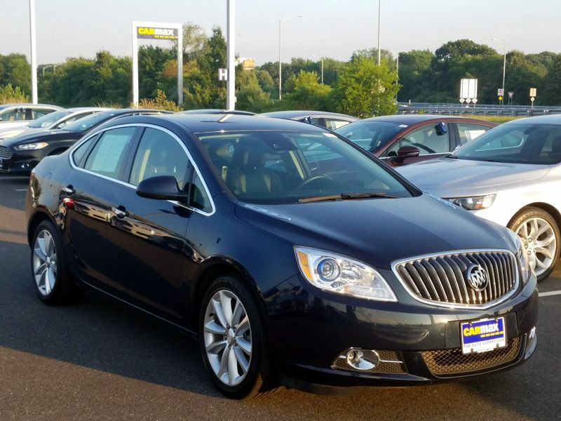 Blue 2015 Buick Verano Leather For Sale in Sicklerville, NJ