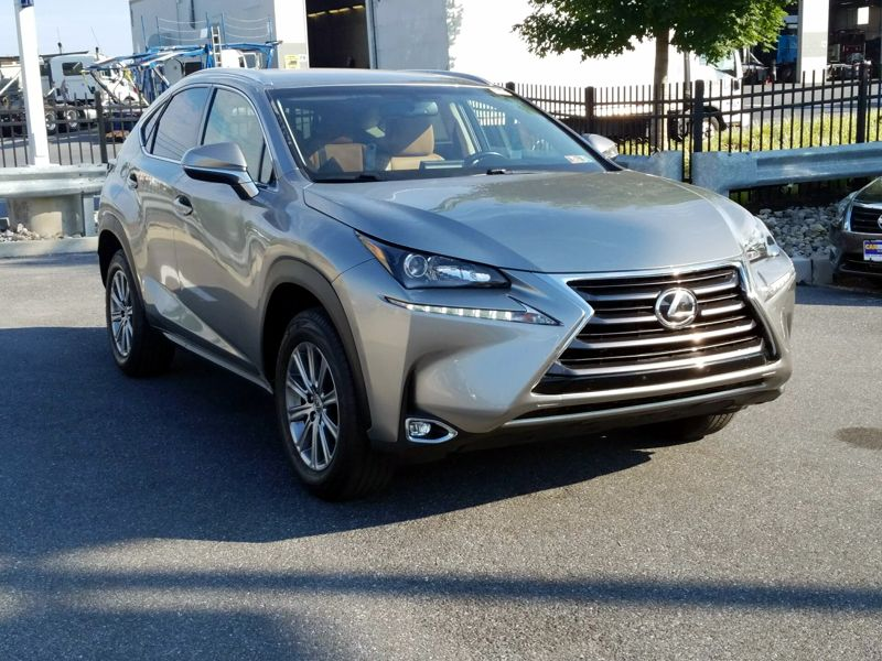 Gray 2015 Lexus NX 200t For Sale in Laurel, MD