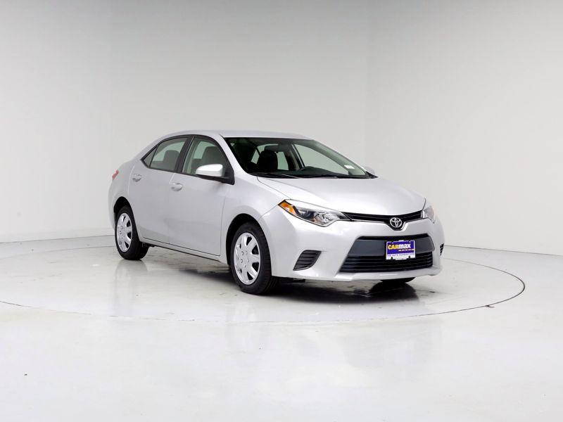 Silver 2016 Toyota Corolla LE For Sale in Seattle, WA
