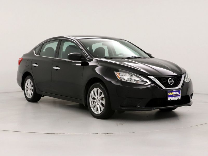 Black 2017 Nissan Sentra S For Sale in Norcross, GA