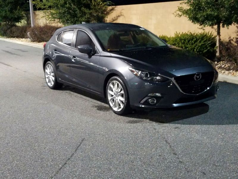 Gray 2015 Mazda Mazda3 S Touring For Sale in Town Center, GA