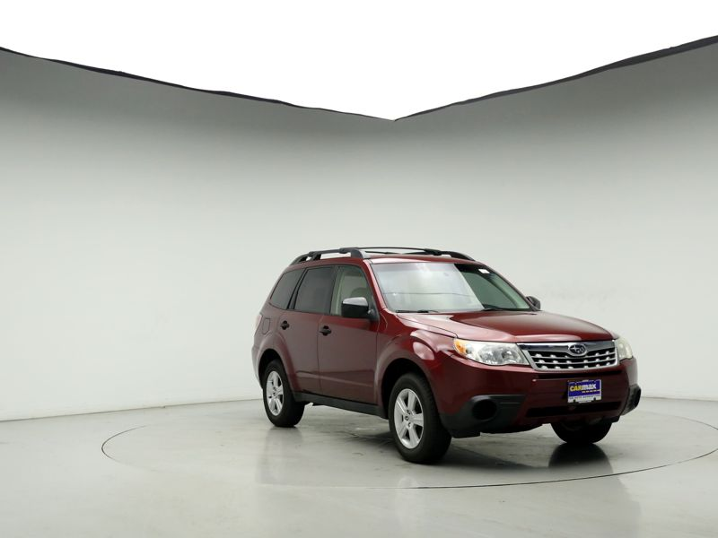 Red 2011 Subaru Forester 2.5X For Sale in Gaithersburg, MD