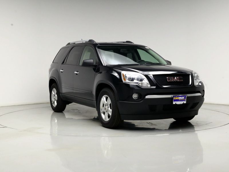Black 2012 GMC Acadia SL For Sale in Chicago, IL