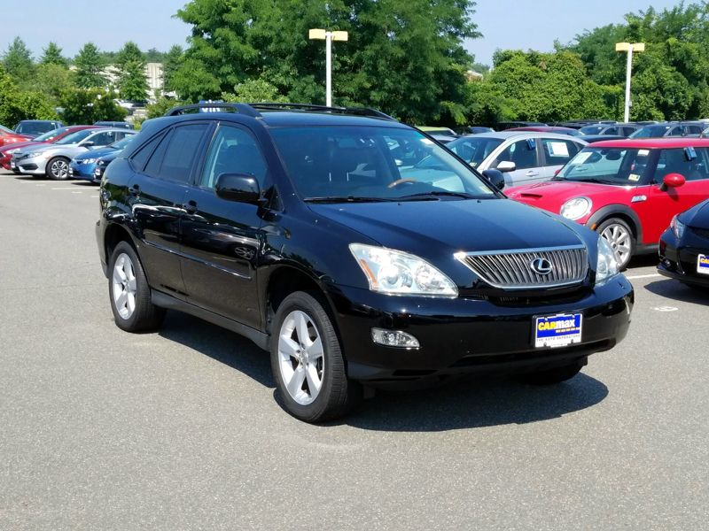 Black 2007 Lexus RX 350 For Sale in White Marsh, MD