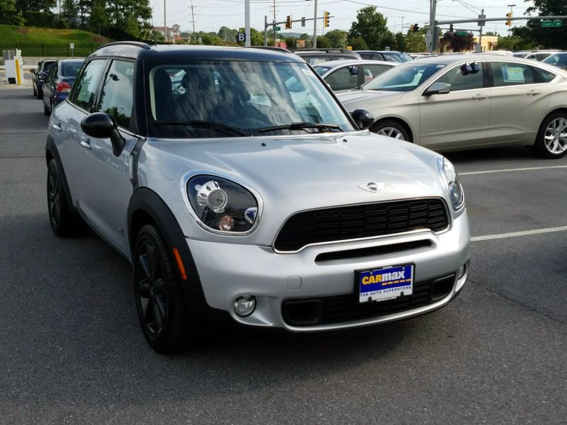 Silver 2012 Mini Cooper Countryman S For Sale in Gaithersburg, MD