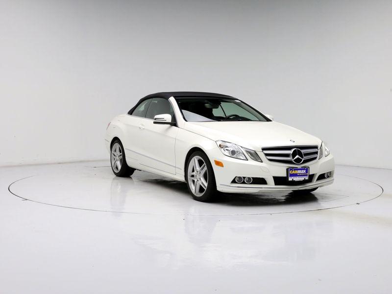 White 2011 Mercedes-Benz E350 For Sale in San Antonio, TX
