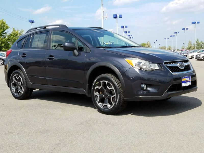 Blue 2013 Subaru XV Crosstrek Premium For Sale in Rochester, NY