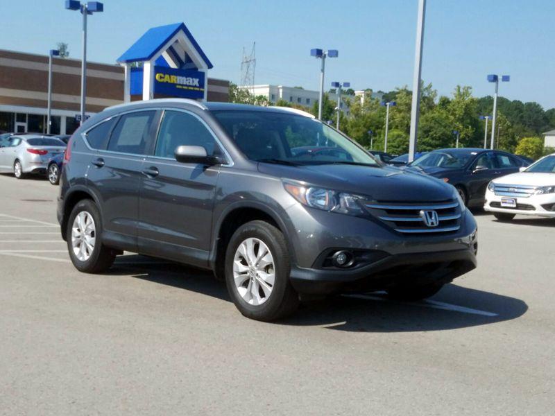 Gray 2014 Honda CR-V EX-L For Sale in Chattanooga, TN