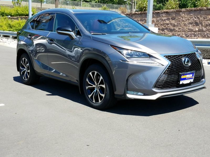 Gray 2015 Lexus NX 200t F-SPORT For Sale in Philadelphia, NJ