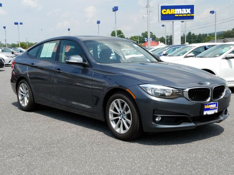 Gray 2015 BMW 328 XI Gran Turismo For Sale in Harrisonburg, VA