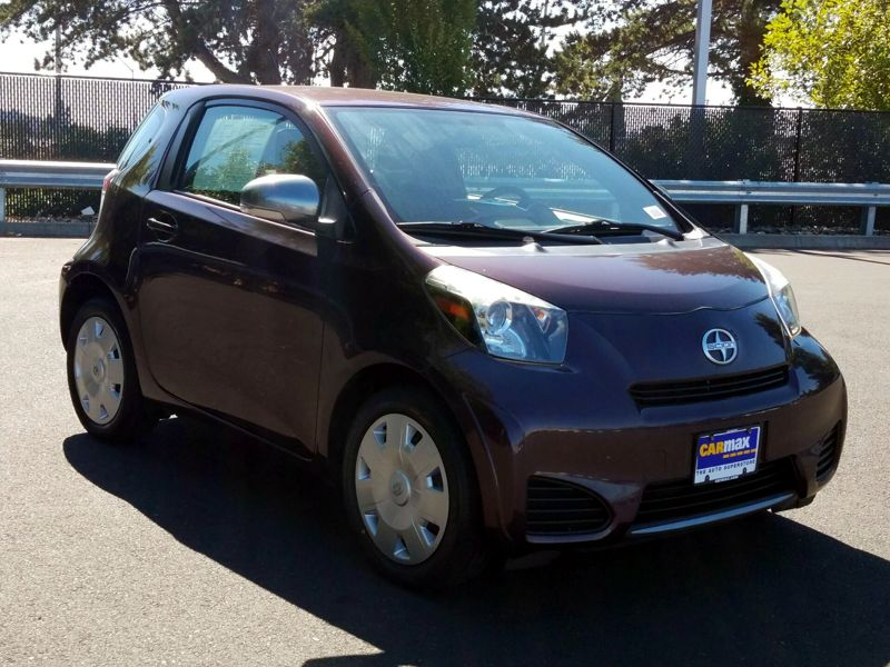Red 2012 Scion iQ For Sale in Beaverton, OR