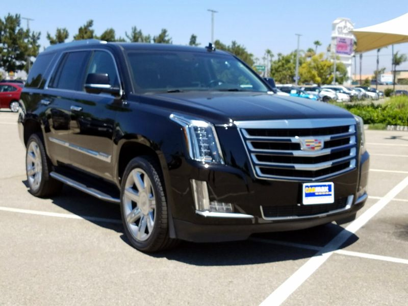 Black 2017 Cadillac Escalade Luxury For Sale in Colorado Springs, CO