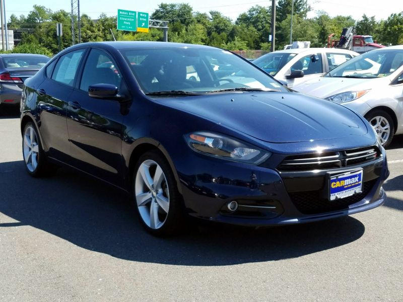Blue 2014 Dodge Dart GT For Sale in Dulles, VA