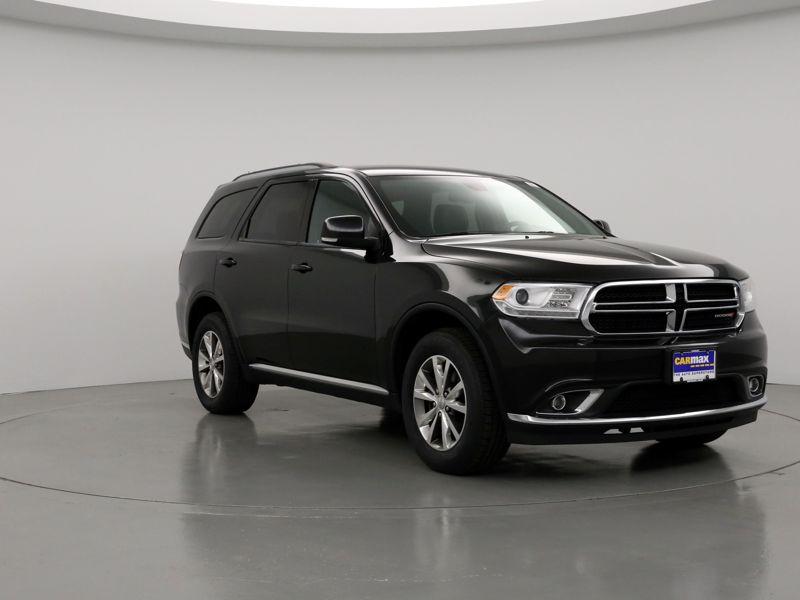 Black 2015 Dodge Durango Limited For Sale in Chicago, IL