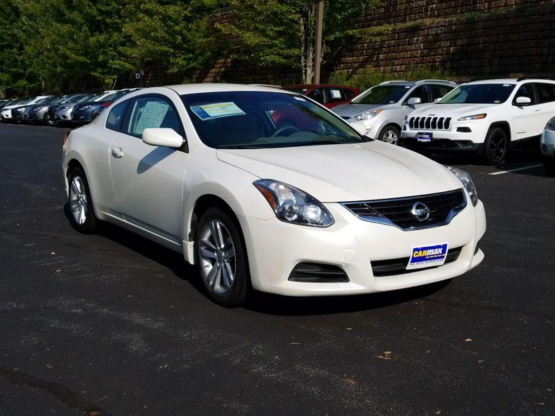 2013 Nissan Altima S In Charlottesville, Virginia 22911