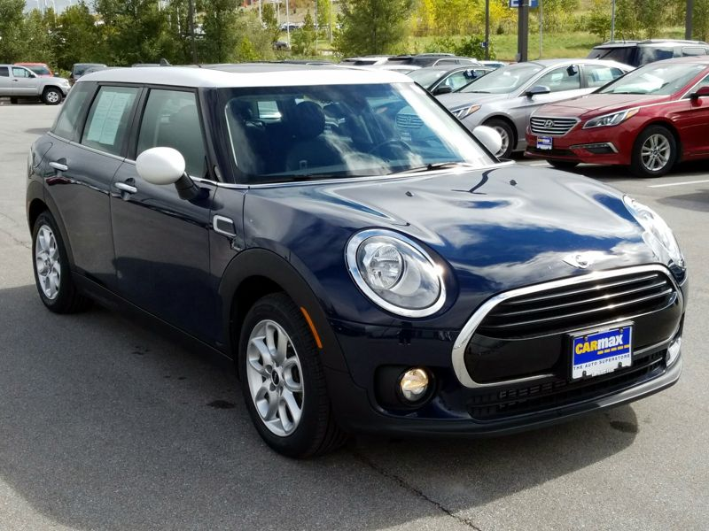 Blue 2016 Mini Cooper Clubman For Sale in Omaha, NE