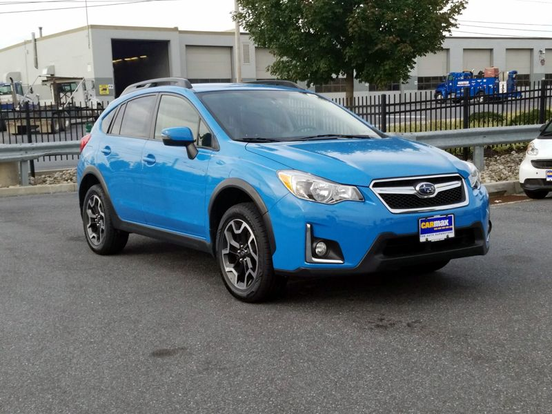Blue 2016 Subaru XV Crosstrek Limited For Sale in Lancaster, PA