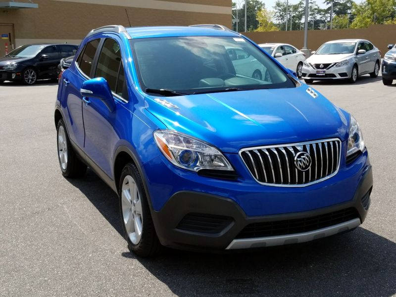 Blue 2015 Buick Encore For Sale in Mobile-Pensacola, FL