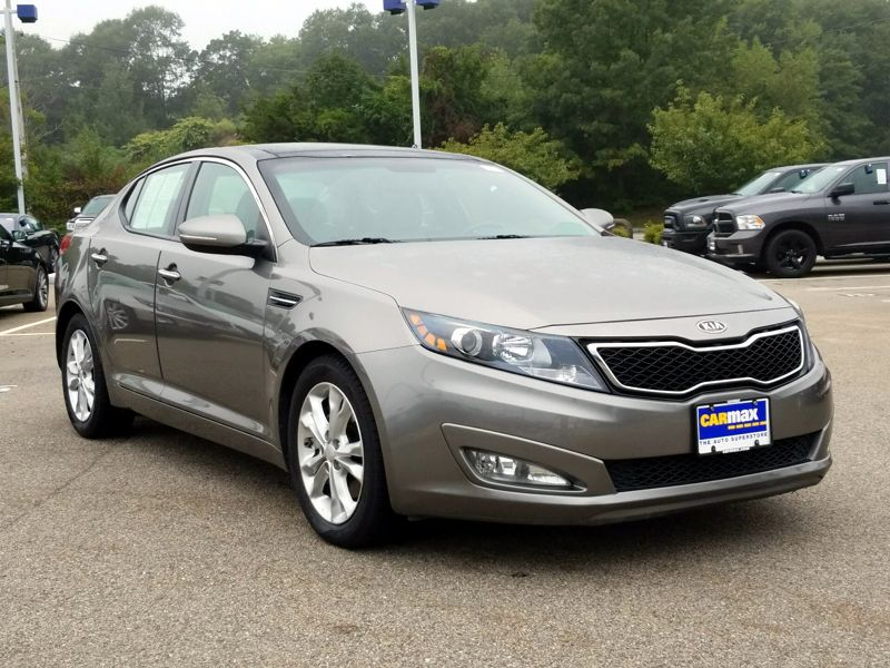 Silver 2012 Kia Optima EX For Sale in Boston, MA