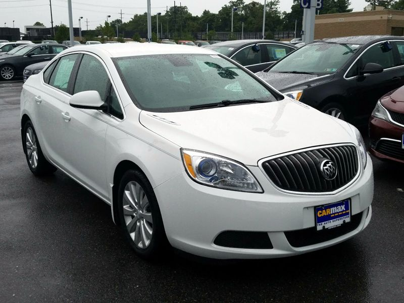 White 2016 Buick Verano For Sale in Frederick, MD