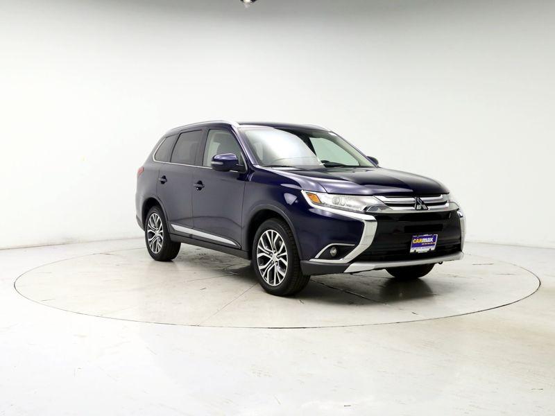 Blue 2018 Mitsubishi Outlander SEL For Sale in Denver, CO