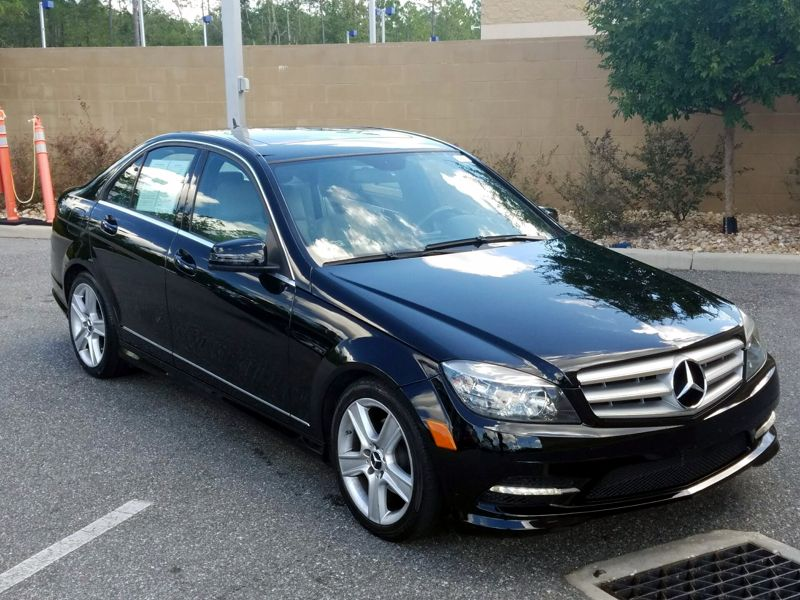 Black 2011 Mercedes-Benz C300 Sport For Sale in Macon, GA