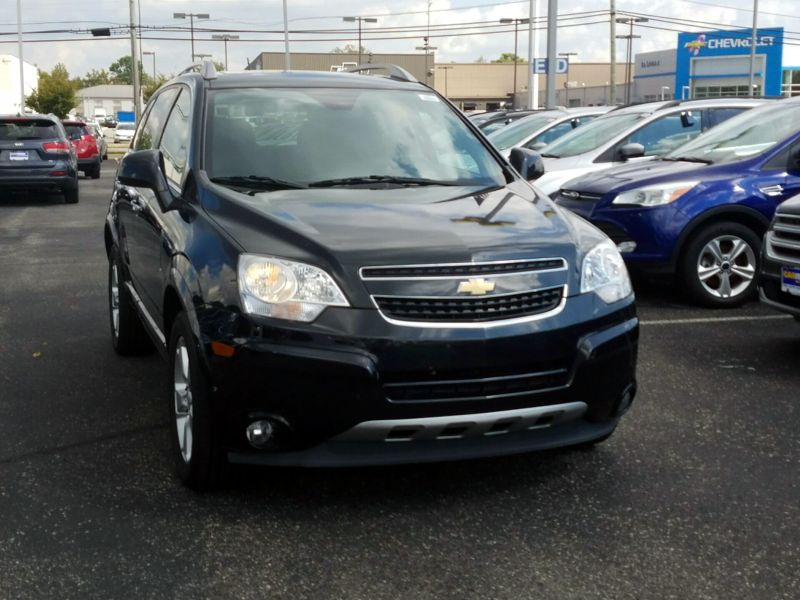 Black 2013 Chevrolet Captiva Sport LTZ For Sale in Louisville, KY