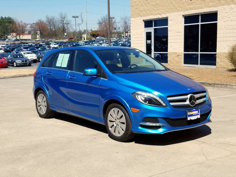Blue 2014 Mercedes-Benz B-Class electric drive For Sale in Winston-Salem, NC