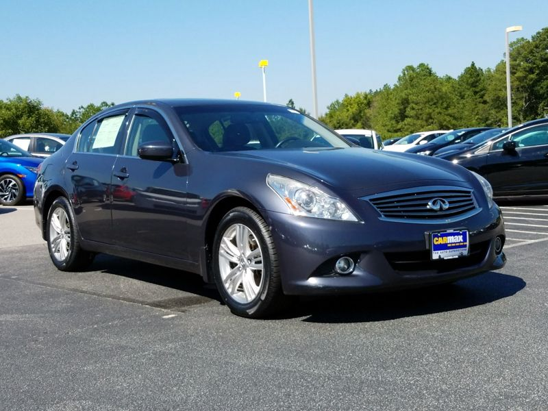 Gray 2013 Infiniti G37 X For Sale in Columbia, SC
