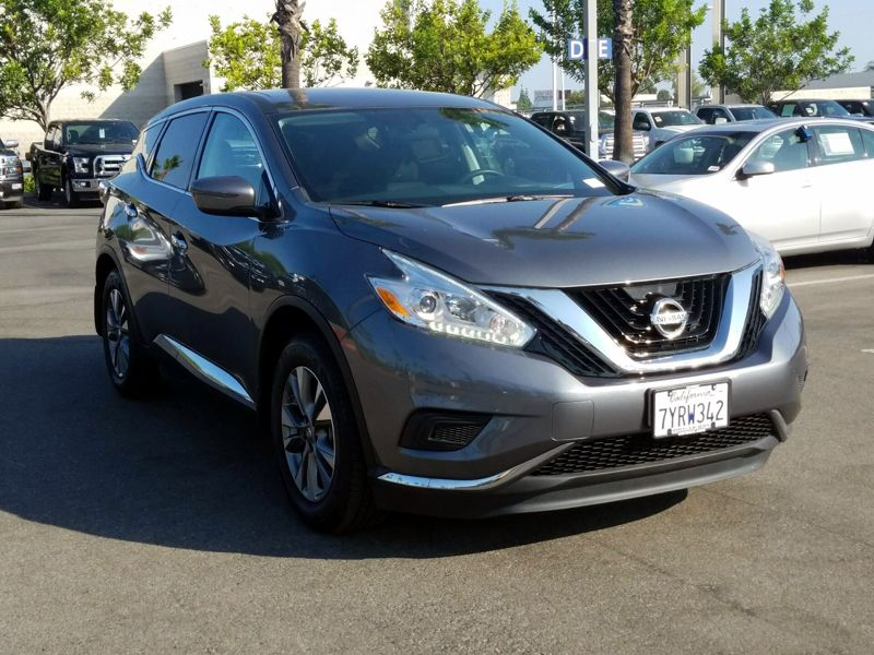 Gray 2017 Nissan Murano S For Sale in Los Angeles, CA