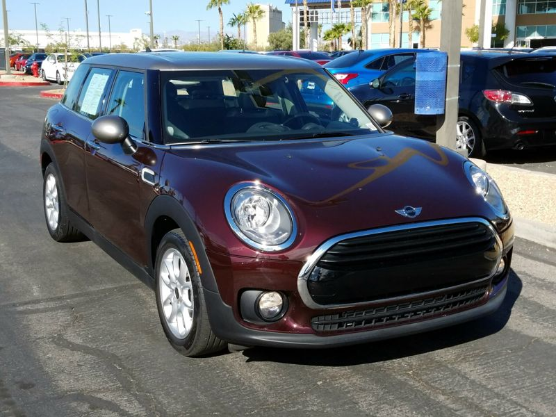 Red 2016 Mini Cooper Clubman For Sale in Las Vegas, NV
