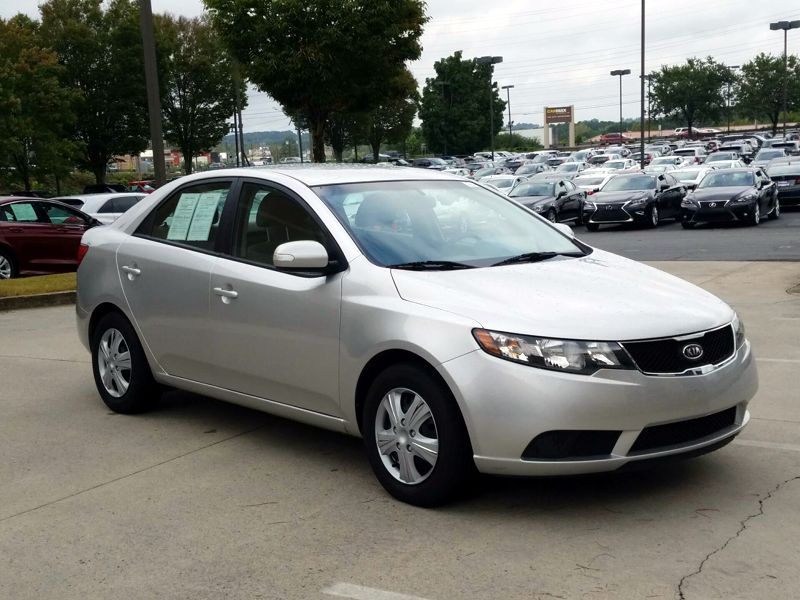 Silver 2010 Kia Forte EX For Sale in Town Center, GA