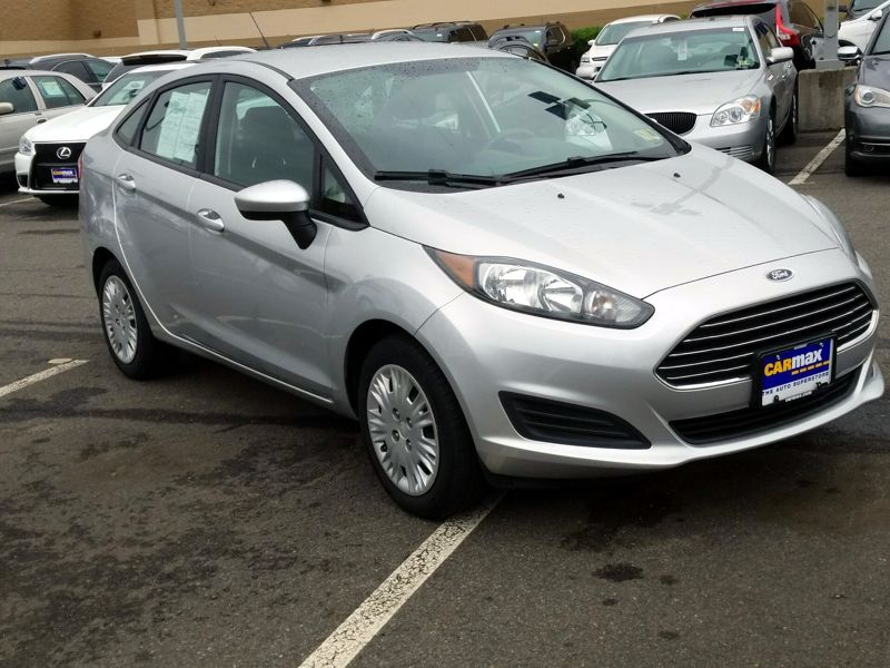 Silver 2016 Ford Fiesta S For Sale in Woodbridge, VA