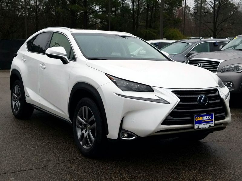 White 2015 Lexus NX 300h For Sale in Dulles, VA