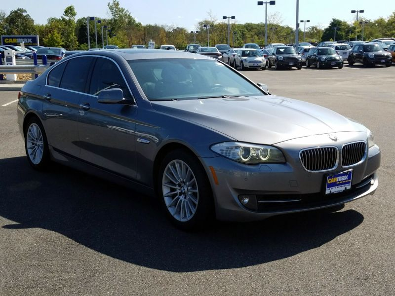 Gray 2013 BMW 535 I For Sale in Boston, MA