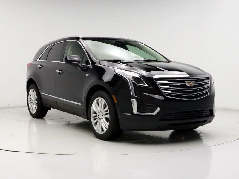 Black 2018 Cadillac XT5 Premium Luxury For Sale in Orlando, FL