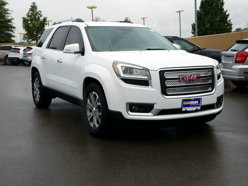 White 2016 GMC Acadia SLT For Sale in Nashville, TN