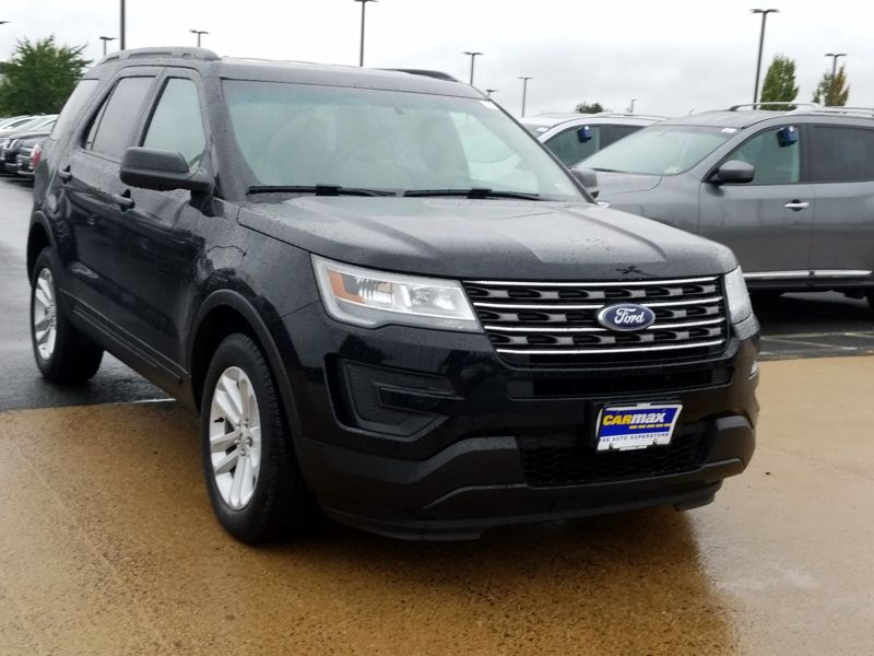 Black 2016 Ford Explorer For Sale in Dulles, VA