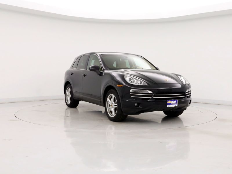 Black 2014 Porsche Cayenne Platinum For Sale in Lancaster, PA