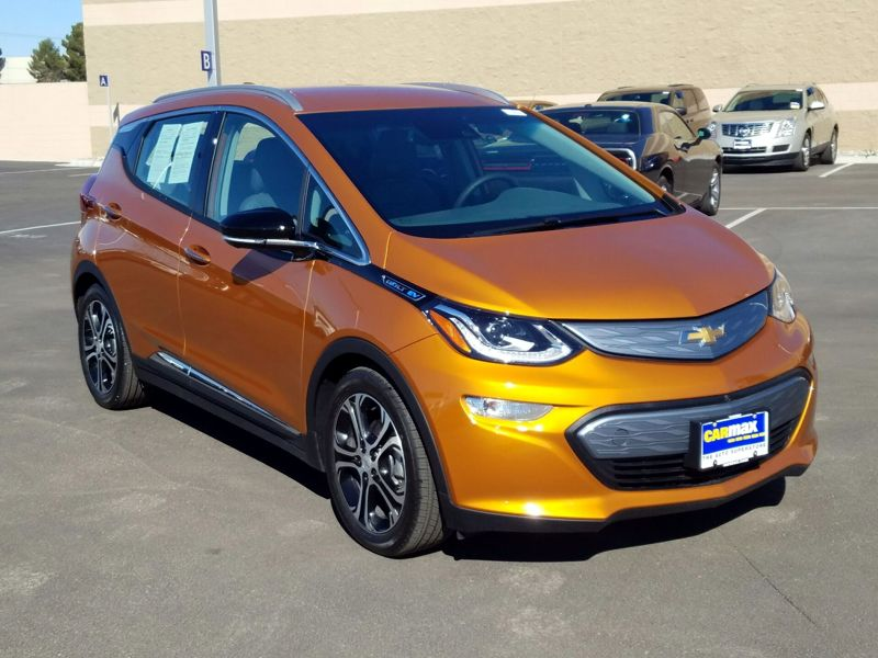 Used Chevrolet Bolt Ev For Sale