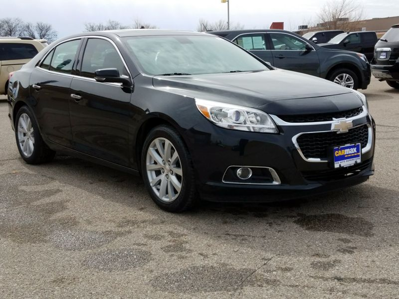 Used Chevrolet Malibu Ltz In Denver Co