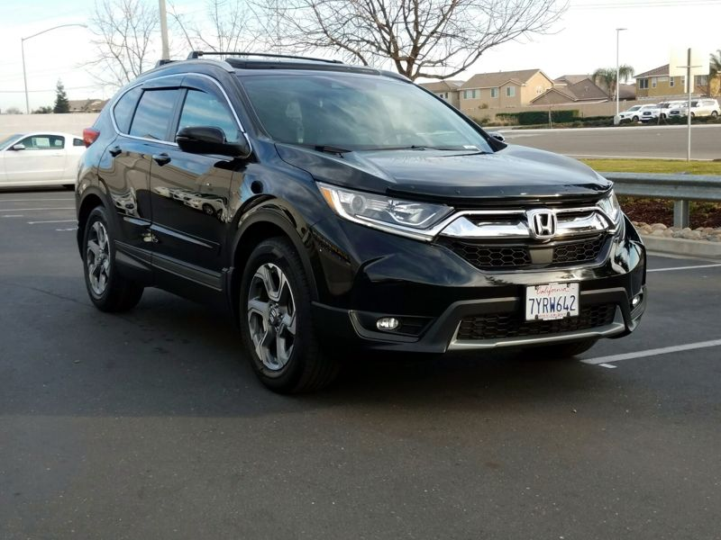 Used 2017 Honda Cr V Ex L For Sale