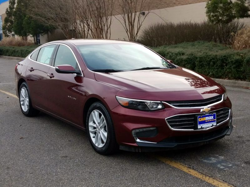 Used Chevrolet Malibu In Lynchburg Va