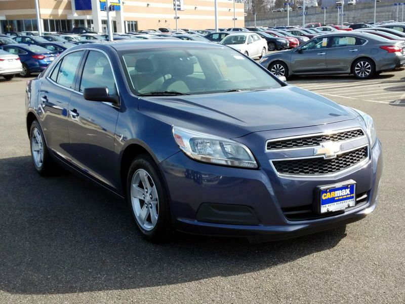 Used 2013 Chevrolet Malibu In Boston Ma