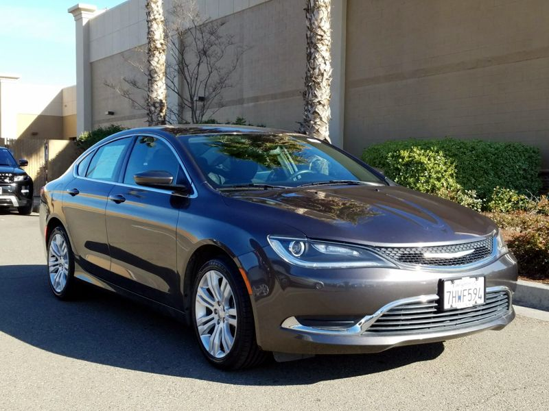 Used Chrysler 200 For Sale