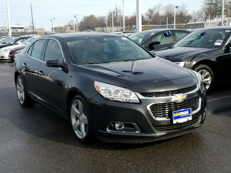 Used Chevrolet Malibu Ltz For Sale