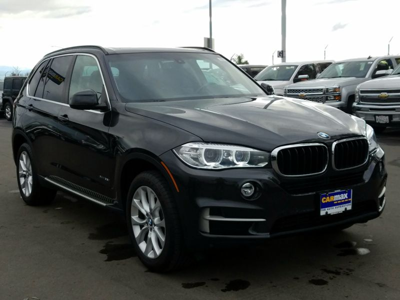 Used Bmw X5 Gray Exterior For Sale