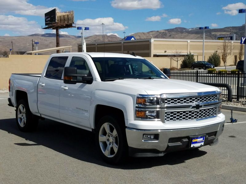 2015 Silverado For Sale >> Used 2015 Chevrolet Silverado 1500 With Tow Hitch For Sale